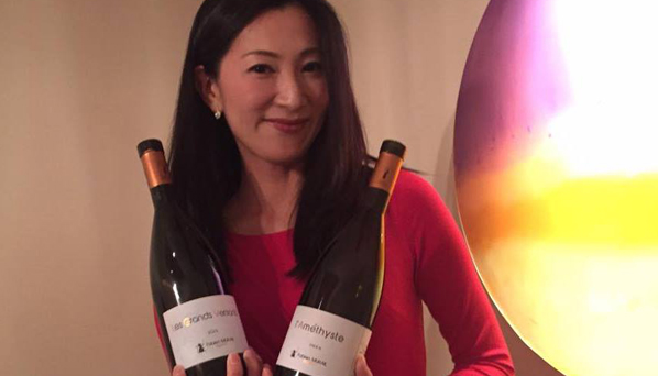 ACTU-notre vin s'exporte au Japon